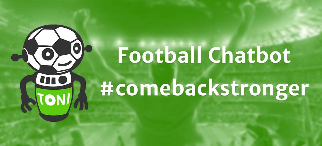 Football Soccer Chatbot Toni