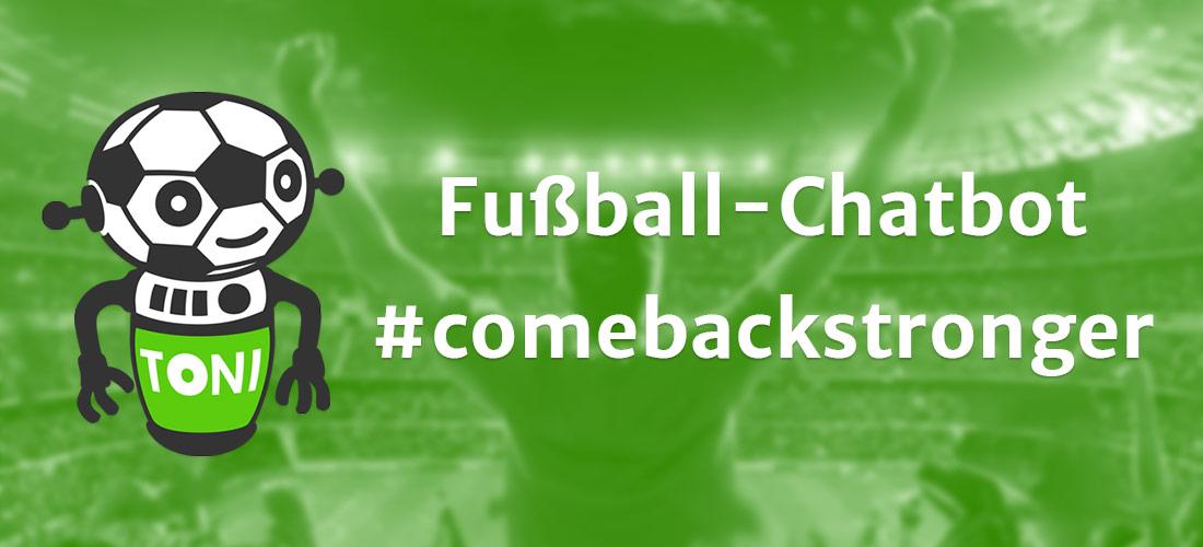 Fußball Bundesliga Chatbot Toni